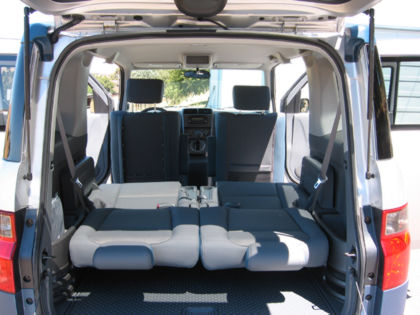 , Specifications, Pictures and Price for: Suv Fold Flat Rear Seats