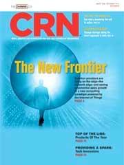 CRN magazine cover image