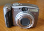 Picture of a Canon A710 IS