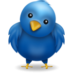 Logo for Twitter's bird