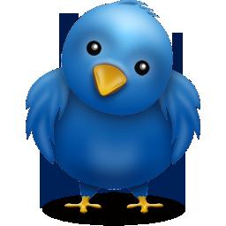 Logo for Twitter's bird