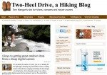 Third blog layout at Two-Heel Drive